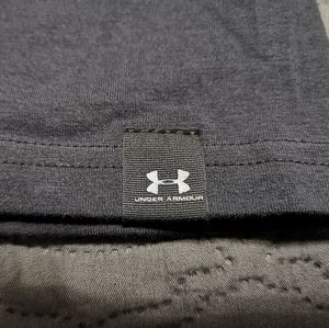 Under Armour Shirts - UA x Project Rock Blood Sweat Respect Under Armour